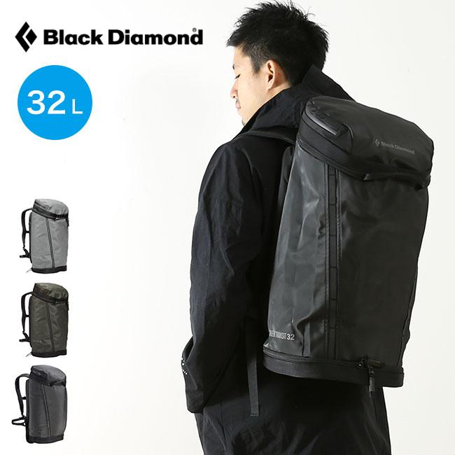 【キャッシュレス 5%還元対象】ブラックダイヤモンド クリークトランジット32 Black Diamond CREEK TRANSIT 32 バックパック リュック スポーツバッグ クライミングパック PCスリーブ クライミング BD55000 <2019 春夏>