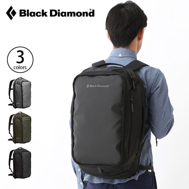 ブラックダイヤモンド クリークマンデート28 Black Diamond CREEK MANDATE 28 BD56000 バックパック ザック デイパック リュック タウンパック アウトドア <2020 春夏>