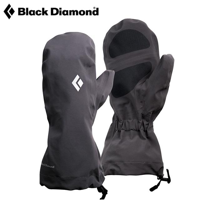 ブラックダイヤモンド ウォータープルーフオーバーミット Black Diamond WATERPROOF OVERMIT BD73154 グローブ 手袋 ミトン 二股 スノーグローブ アウトドア <2019 秋冬>