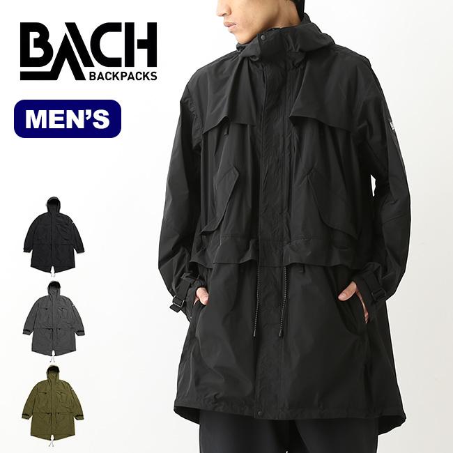 バッハ フリントストーンコート BACH FLINTSTONE Coat メンズ コート ロングコート モッズコート アウター <2018 秋冬>