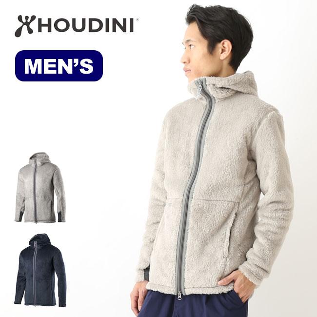 フーディニ メンズ へアリーフーディ HOUDINI H'Airy Houdi フリース ミッドレイヤー ジャケット アウター 男性 <2018 秋冬>