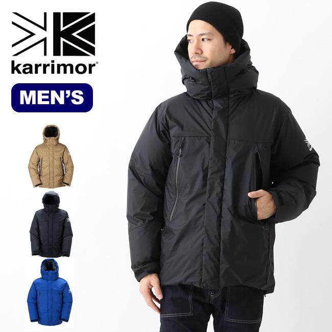 カリマー ネビスパーカー Karrimor nevis parka ダウンジャケット ダウン アウター メンズ <2018 秋冬>
