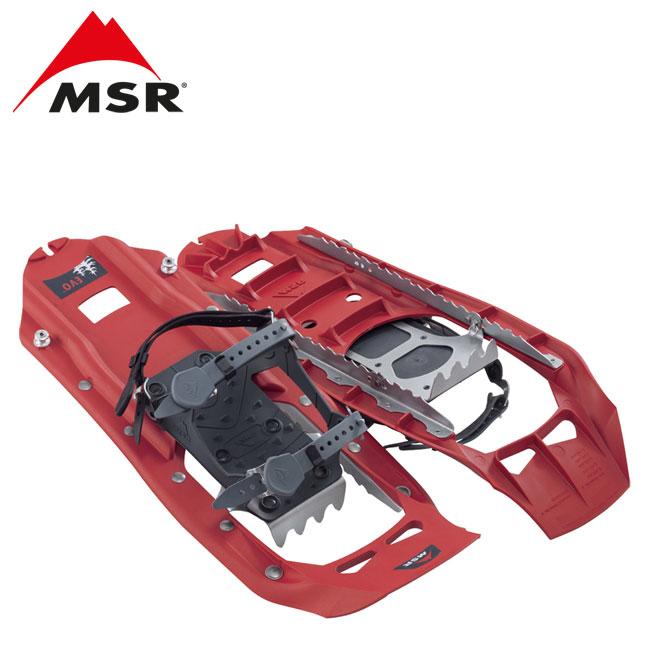 エムエスアール スノーシュー EVO MSR EVO™ スノーシュー アッセント 雪上歩行 雪靴 <2018 秋冬>