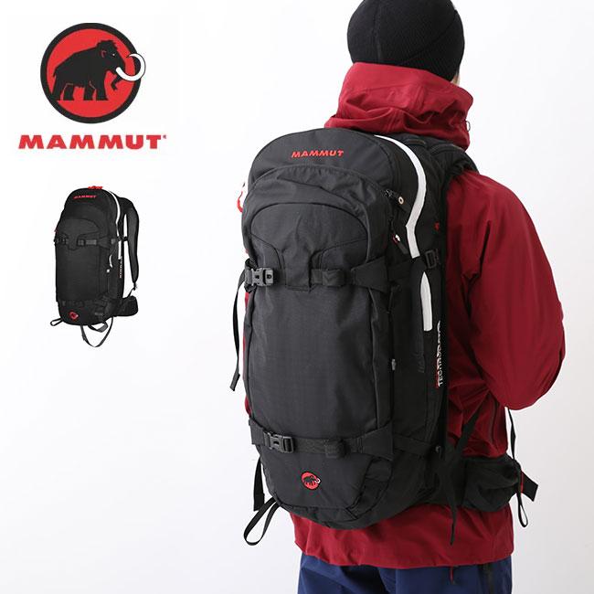 マムート プロプロテクションエアバッグ3.0 35L MAMMUT Pro Protection Airbag 3.0 リュック ザック バックパック バックカントリー アバランチ エアバッグ2610-01330-0001-1035 <2018 秋冬>