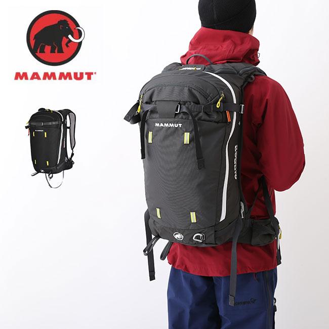マムート ライトプロテクションエアバッグ3.0 MAMMUT Light Protection Airbag 3.0 リュック ザック バックパック バックカントリー エアバッグ 2610-01320-00150-1030 <2018 秋冬>