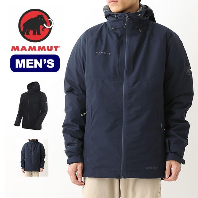 マムート カンヴェイ3イン1 HSフーデットジャッケット メンズ MAMMUT Convey 3 in HS Hooded Jacket Men メンズ ダウンジャケット ハードシェル <2018 秋冬>