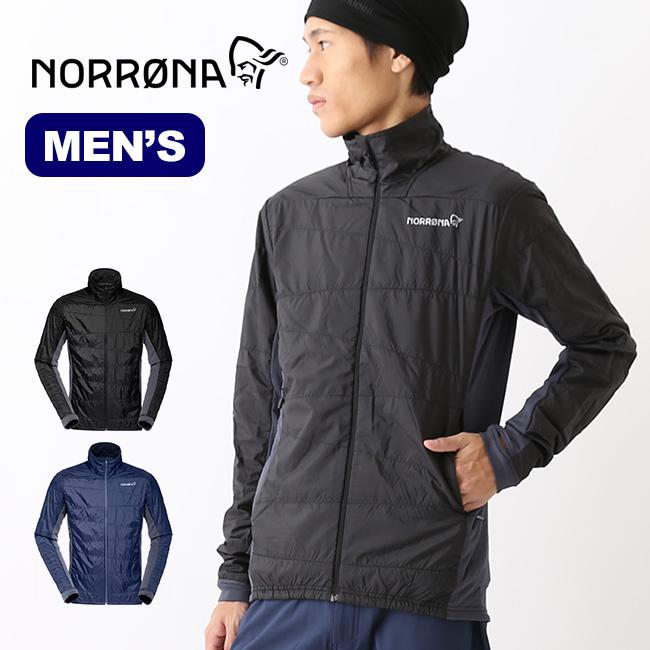 ノローナ フォルケティン アルファ60ジャケット メンズ Norrona falketind Alpha60 Jacket ジャケット アウター インサレーションジャケット <2019 春夏>