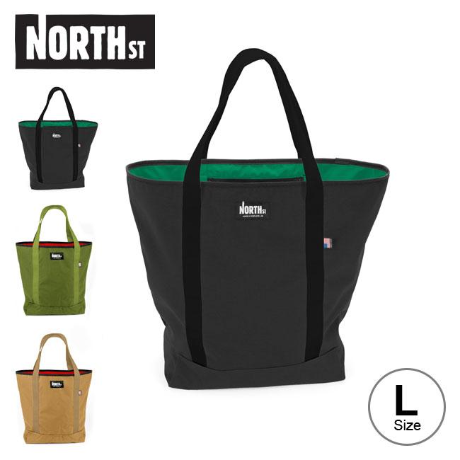 ノース ストリートバッグス テイバーラージ North St. Bags Tabor Tote - Large バック 鞄 トートバッグ トート アウトドア 秋冬