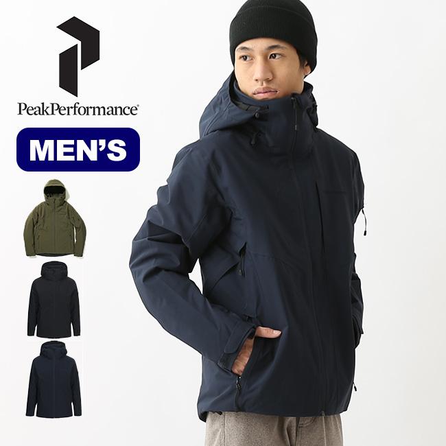 ピークパフォーマンス マルーンジャケット PeakPerformance Maroon Jacket アウター トップス ジャケット スキー バックカントリー メンズ <2018 秋冬>