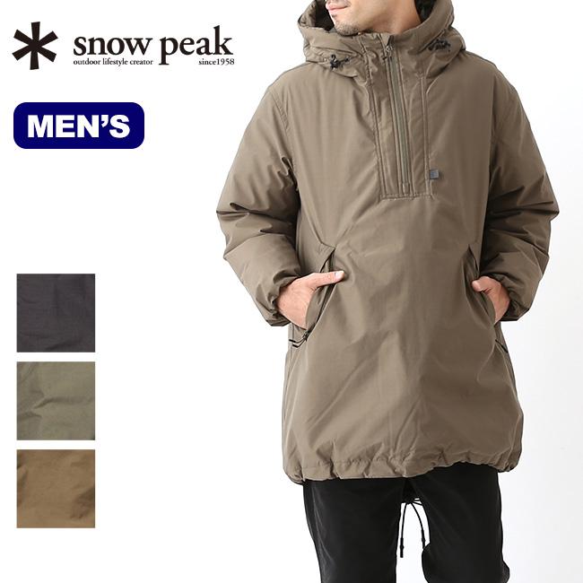 スノーピーク FR ダウンプルオーバー snow peak FR Down Pullover メンズ ジャケット トップス アウター 服 ウェア JK-18AU002 <2018 秋冬>