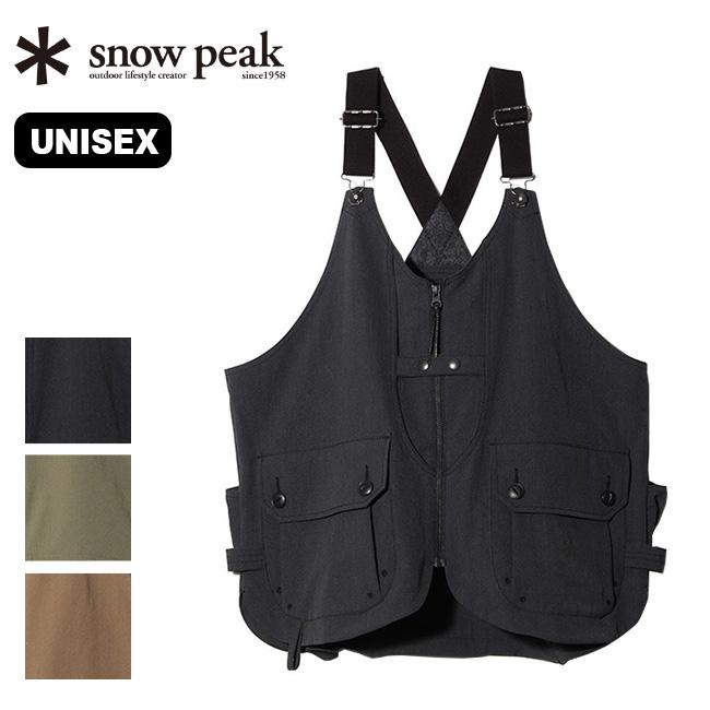 スノーピーク タキビベスト snow peak TAKIBI Vest メンズ レディース ユニセックス トップス ベスト ウェア JK-18AU013 <2018 秋冬>