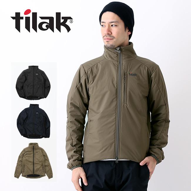 ティラック ベルソジャケット tilak Verso Jacket メンズ ジャケット アウター 中綿ジャケット インサレーション 男性 <2018 秋冬>