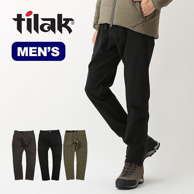 ティラック モンクパンツ tilak Monk Pants メンズ ボトムス パンツ ズボン ロングパンツ 男性 <2018 秋冬>