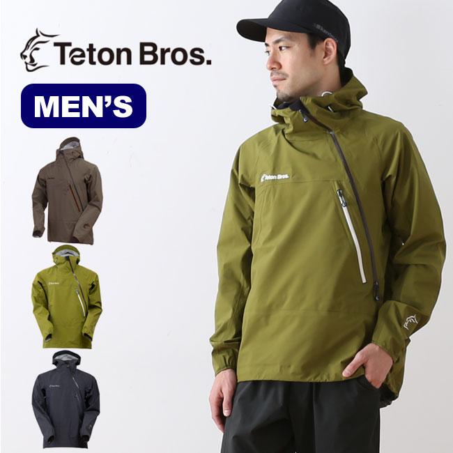ティートンブロス ツルギライトジャケット TetonBros Tsurugi Lite Jacket メンズ アウター <2018 秋冬>