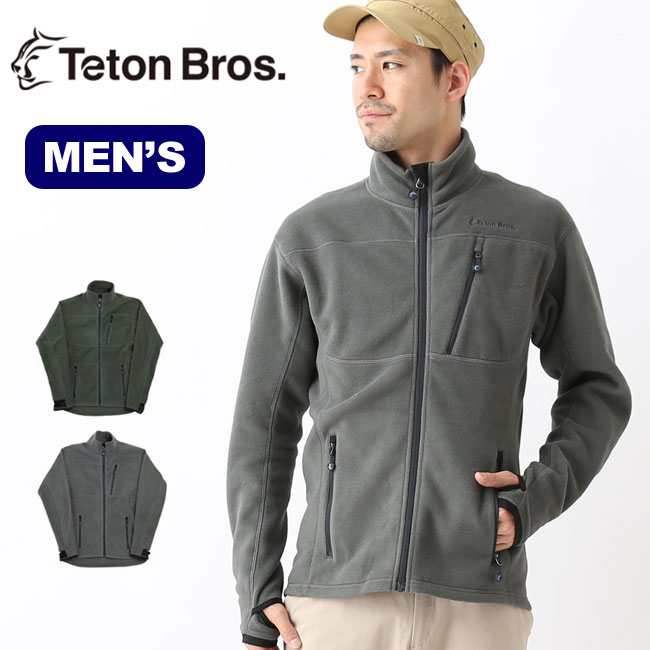 ティートンブロス ムーシー2ジャケット TetonBros Moosey2 Jacket メンズ アウター ジャケット <2018 秋冬>