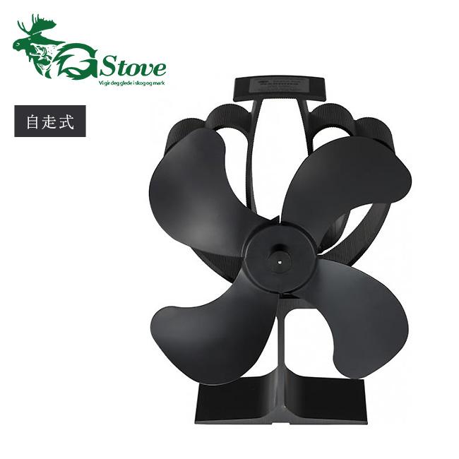 ジーストーブ エコファン G-Stove Gstove Stove Fan ファン 扇風機 <2019 春夏>