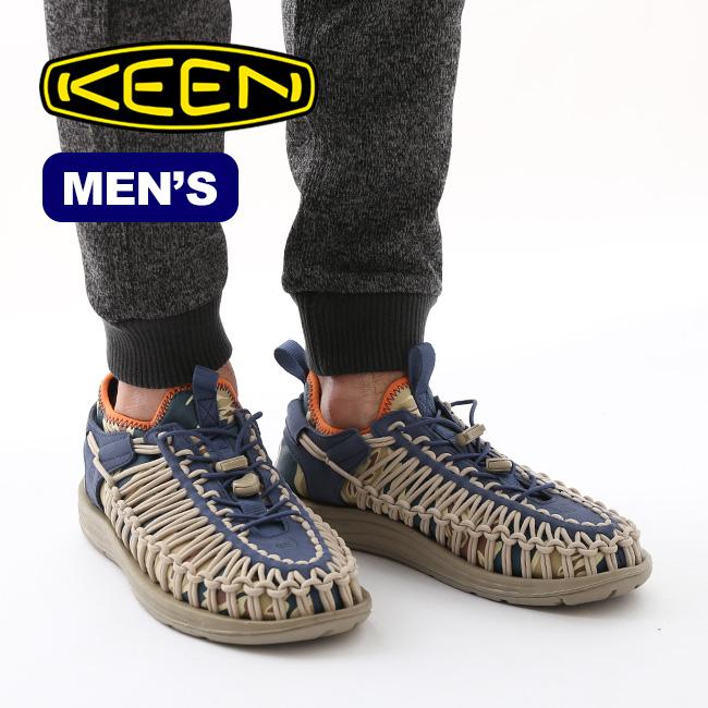 キーン ユニーク エイチティー デザインパートナー メンズ KEEN MEN'S UNEEK HT 靴 スニーカー 男性 KATSUHITO KASAJIMA <2018 秋冬>