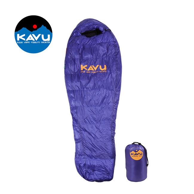 カブー ネブクロ KAVU NEBUKURO 寝袋 スリーピングバッグ マミー キャンプ 宿泊 アウトドア 19820907 <2018 秋冬>