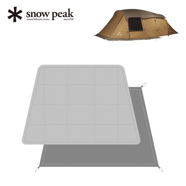 スノーピーク エルフィールド マットシートセット snow peak MAT SHEET SET for ELFIELD フロアマット フロアシート キャンプ アウトドア TP-880-1 <2019 春夏>