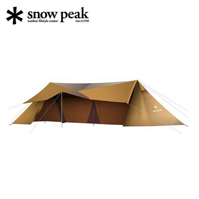 【キャッシュレス 5%還元対象】スノーピーク ランドステーションL snow peak Land Station L テント 限定 キャンプ タープ