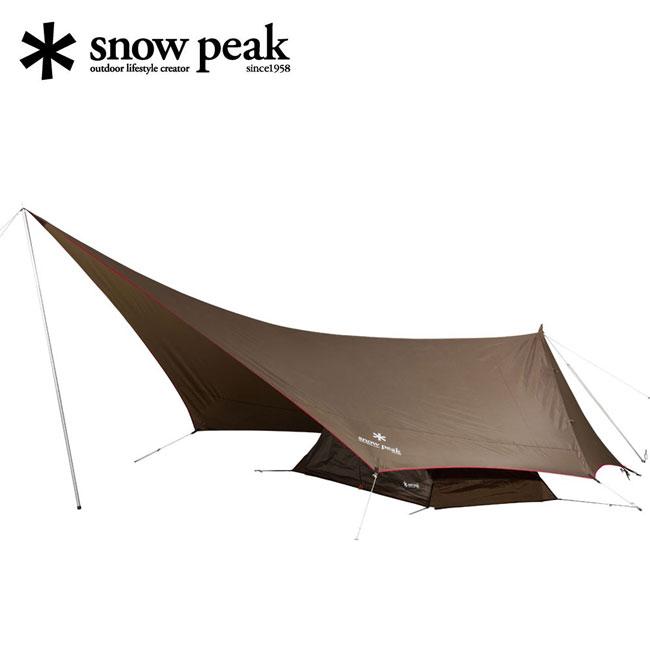 スノーピーク ヘキサイーズ 1 snow peak HexaEase 1 SDI-101 テント タープ 日陰 日除け ソロテント アウトドア <2020 春夏>