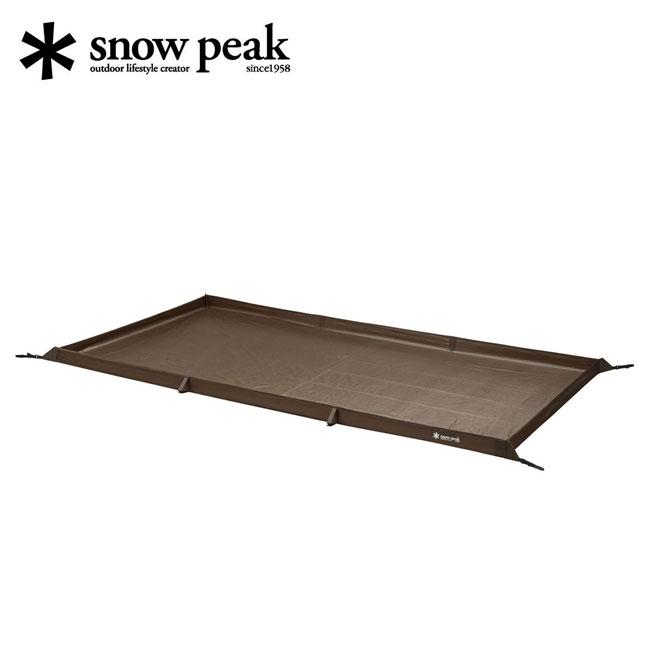 スノーピーク リビングシート snow snow peak <2019 Living TM-380 Sheet グランドシート フットプリント リビングシート TM-380 <2019 春夏>, aone store:057a548f --- data.gd.no