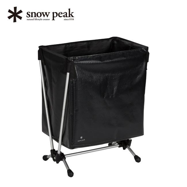 スノーピーク ガビングスタンド snow peak DB-030 ダストボックス ゴミ箱 フィールドギア フィールドキッチン キャンプ アウトドア<2020 春夏>