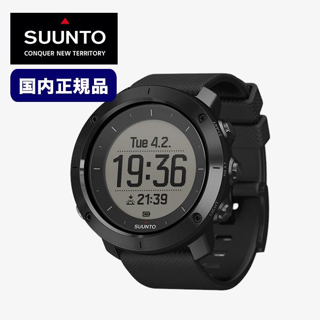 トラバース サファイアブラック 【送料無料】サファイヤ SUNTO GPS 腕時計 スマートウォッチ