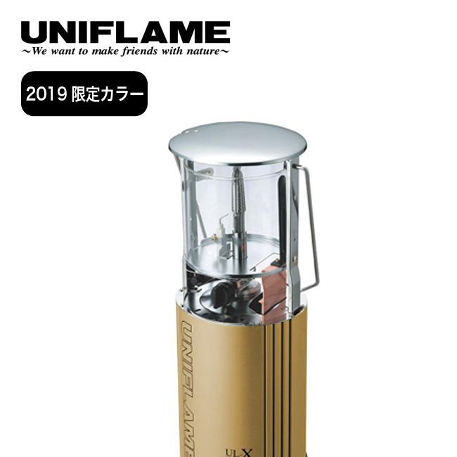 ユニフレーム フォールディングガスランタンUL-X UNIFLAME ランタン 2019 限定カラー 620120 <2019 春夏>