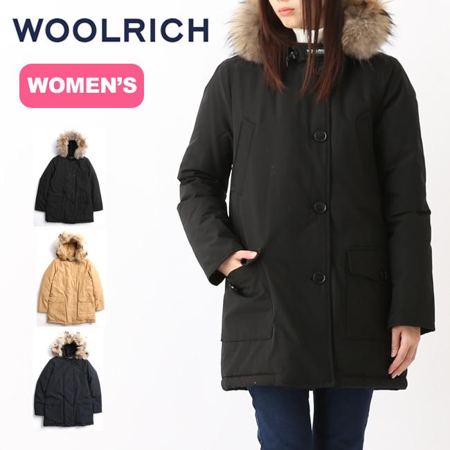ウールリッチ 【ウィメンズ】アークティックパーカDF WOOLRICH ARCTIC PARKA ジャケット アウター レディース <2018 秋冬>