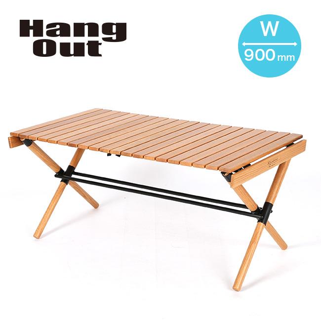 ハングアウト ポールローテーブルW900mm Hang Out Pole Low Table 900mm テーブル ローテーブル 机 POL-T90 <2019 春夏>