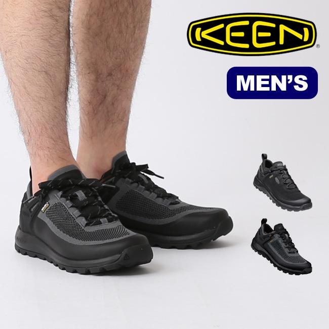 キーン シティズン エヴォ ウォータープルーフ メンズ KEEN CITIZEN EVO WP Men's シューズ 靴 スニーカー 防水 ウォータープルーフ <2019 春夏>