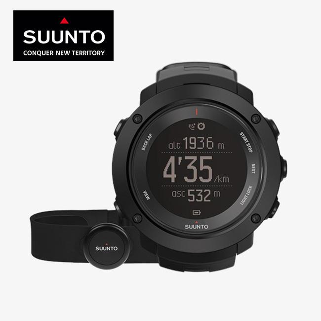 スント アンビット3 バーティカル【HR】 国内正規品 腕時計 GPSウォッチ 心拍ベルト SS021964000