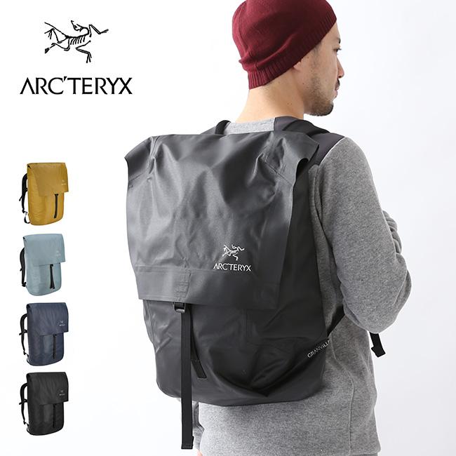 アークテリクス グランビルバックパック ARCTERYX GRANVILLE BACKPACK バックパック リュック リュックサック 鞄 バッグ デイパック