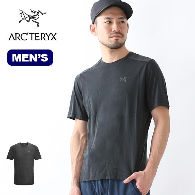 アークテリクス ペリオンコンプ S/S メンズ ARCTERYX PELION COMP S/S Tシャツ 半袖 ベースレイヤー ショートスリーブT ショートスリーブ