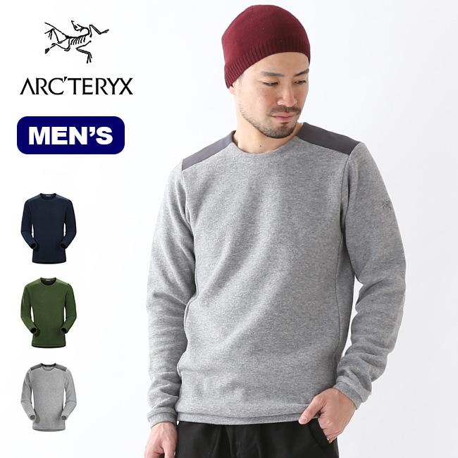 アークテリクス ドナバンクルーネックセーター メンズ ARCTERYX DONAVAN CREW NECK SWEATER セーター トップス カジュアルセーター