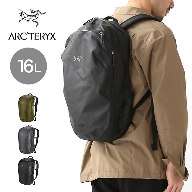 アークテリクス グランヴィルジップ16バックパック ARCTERYX Granville Zip 16 Backpack メンズ レディース ユニセックス リュック リュックサック <2019 秋冬>