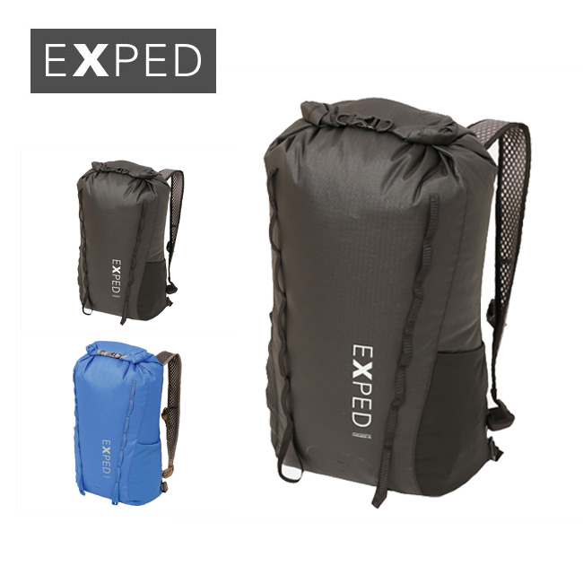 エクスペド タイフーン25 EXPED TYPHOON 25 リュック バックパック ロールバッグ ドライバッグ <2019 春夏>
