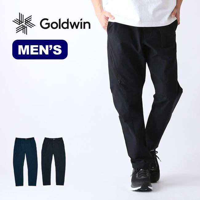 ゴールドウィン テーパードイージーパンツ GOLDWIN TAPERED EASY PANTS ボトムス パンツ ロングパンツ スウェット GO31900P <2019 春夏>