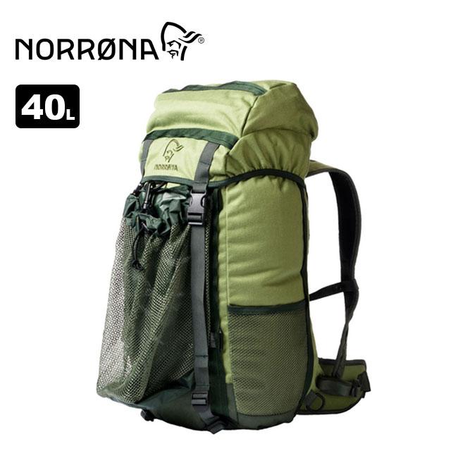 ノローナ ヒェルキンパック 40L Norrona hjerkinn Pack 40L リュック バックパック ハンティング トレッキング 3001-19 <2019 春夏>