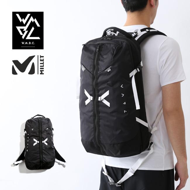 ダブルエムビーシー×ミレー バックパック W.M.B.C.×MILLET Bag Pack リュックサック リュック バックパック ザック <2019 春夏>