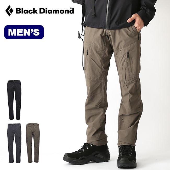 ブラックダイヤモンド メンズ トラバースパンツ Black Diamond TRAVERSE PANTS ロングパンツ ボトムス 長ズボン クライミングパンツ BD65930 <2019 春夏>
