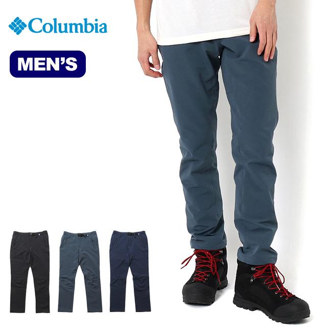コロンビア レゴ2パンツ Columbia Rego 2 pants パンツ ロングパンツ トレッキングパンツ メンズ <2019 春夏>