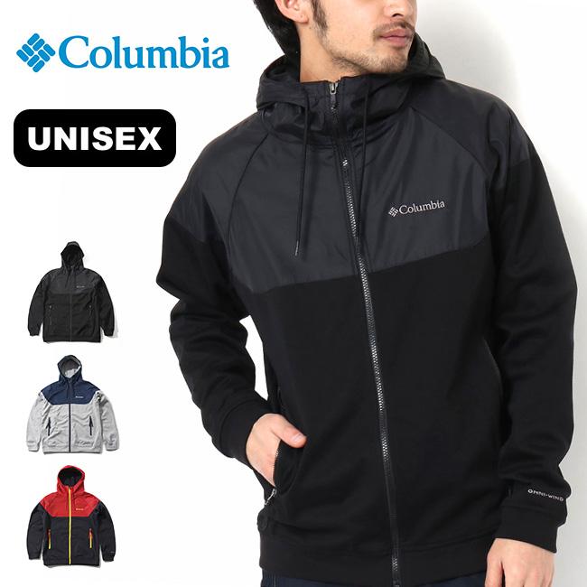 コロンビア ウィルキンソンコーブジャケット Columbia Wilkinson Cove Jacket メンズ レディース ユニセックス フーディー フーディ ジャケット アウター スウェット PM1517 <2019 春夏>