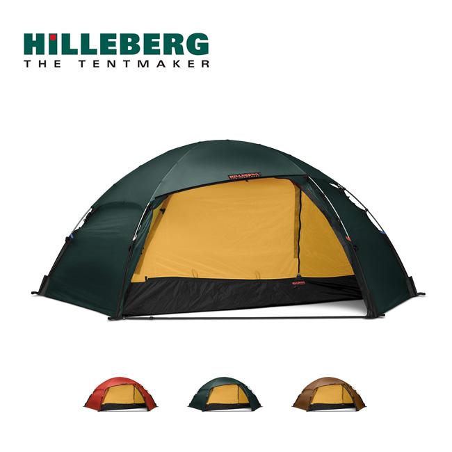 ヒルバーグ アラック3 HILLEBERG ALLAK 3 テント キャンプ 12770199 <2019 春夏>