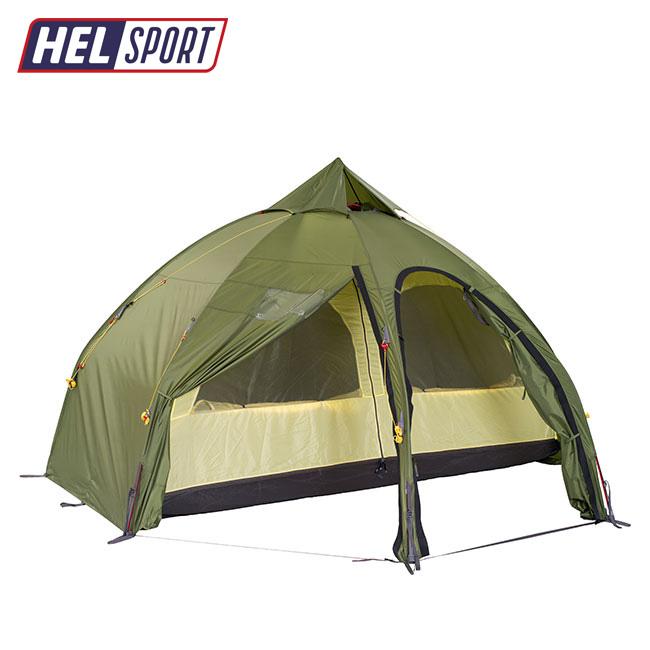 ヘルスポート バランゲルドームテント 8-10人用 Helsport Varanger Dome Inner tent 8-10インナーテント テント <2018 秋冬>