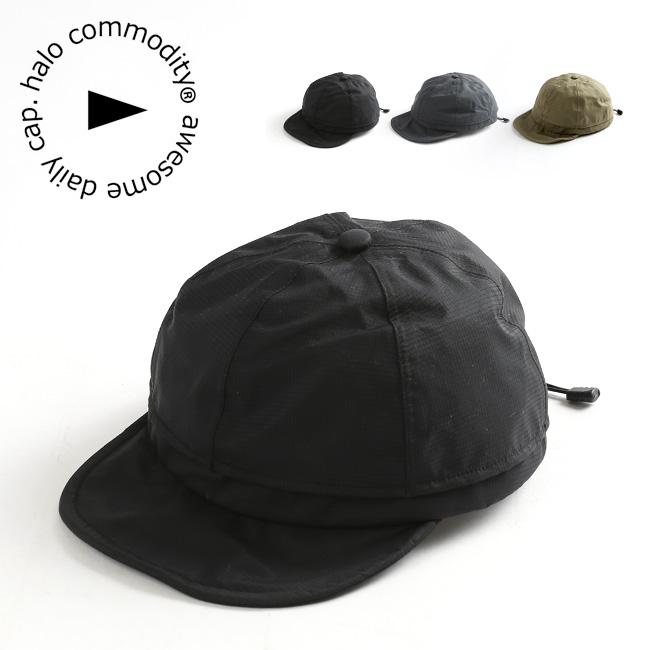 ハロコモディティー ラウンドキャップ halo commodity Round Cap H1L9205 帽子 野球帽 ヘッドウェア <2019 春夏>