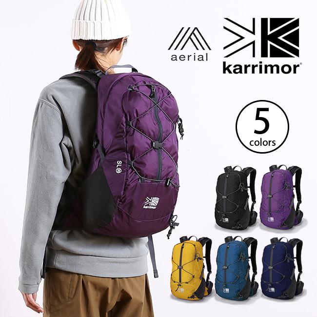 カリマー SL 20 karrimor バックパック リュック リュックサック ザック デイパック 登山用 ハイキング用 20L <2019 春夏>