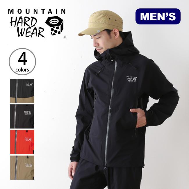 マウンテンハードウェア コヒージョンジャケット メンズ Mountain Hardwear Cohesion Jacket メンズ コヒージョン ジャケット シェルジャケット マウンテンジャケット アウター OE8197 <2019 春夏>