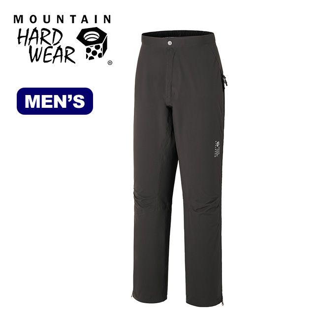 マウンテンハードウェア コヒージョンパンツ Mountain Hardwear Cohesion Pant メンズ ロングパンツ パンツ シェルパンツ ボトムス OE8198 <2019 春夏>